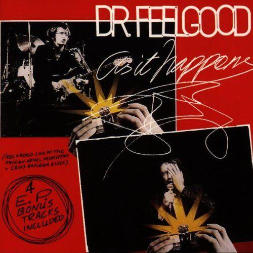 Dr.Feelgood - As It Happens - Preis vom 24.02.2021 06:00:20 h