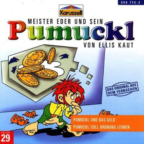 Pumuckl - 29:Pumuckl und das Geld/Pumuckl Soll Ordnung Lerne - Preis vom 14.01.2021 05:56:14 h