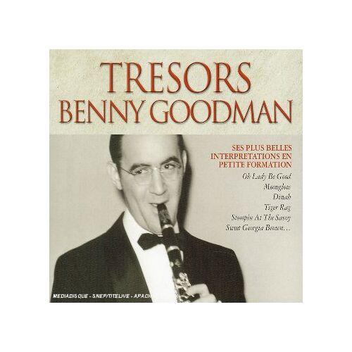 Benny Goodman - Tresors Benny Goodman - Preis vom 18.11.2020 05:46:02 h
