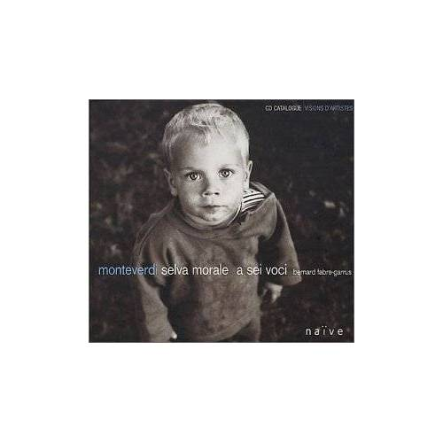Monteverdi - Selva Morale - Preis vom 17.04.2021 04:51:59 h