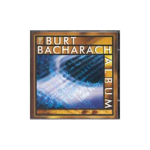 Burt Bacharach - The Burt Bacharach Album - Preis vom 16.04.2021 04:54:32 h