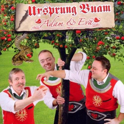 Ursprung Buam - Adam & Eva - Preis vom 16.04.2021 04:54:32 h