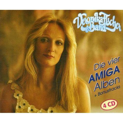 Veronika Fischer - Veronika Fischer Box,CD 1-4 - Preis vom 17.01.2021 06:05:38 h