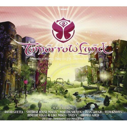 Various - Tomorrowland 2012 Vol.2 - Preis vom 11.05.2021 04:49:30 h