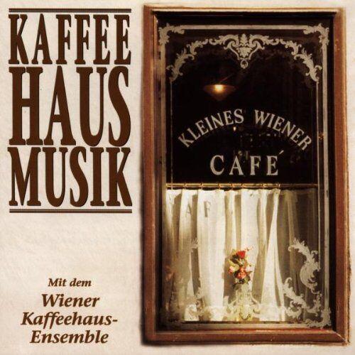 Various - Kaffeehausmusik - Preis vom 14.05.2021 04:51:20 h