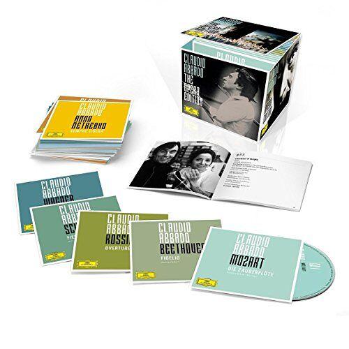 Claudio Abbado - The Opera Edition (Ltd. Edt.) - Preis vom 28.02.2021 06:03:40 h