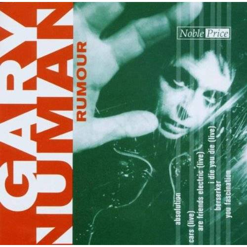 Gary Numan - Gary Numan-Rumour - Preis vom 30.05.2020 05:03:23 h