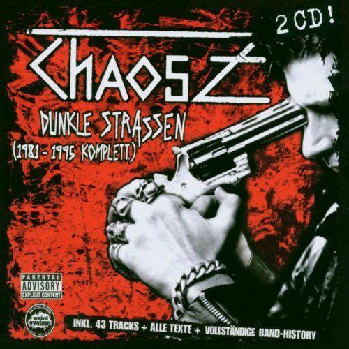 Chaos Z - Dunkle Strassen - Preis vom 16.04.2021 04:54:32 h