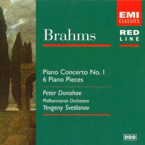 Donohoe - Red Line - Brahms (Klavierwerke) - Preis vom 18.04.2021 04:52:10 h