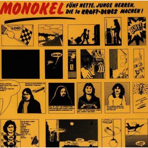 Monokel - 1983und 1986/2 Lp'S - Preis vom 09.04.2021 04:50:04 h