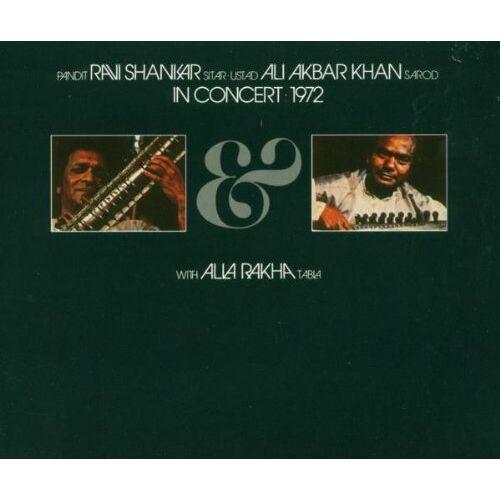 Shankar, Ravi & Akbar Khan, Al - In Concert 1972 - Preis vom 15.05.2021 04:43:31 h