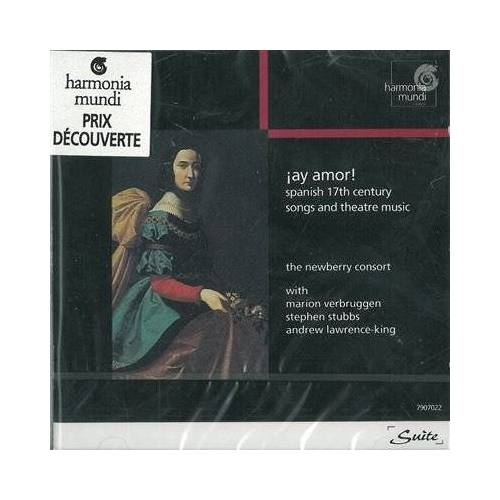 Newberry Consort - Ay Amor - Preis vom 05.09.2020 04:49:05 h