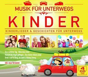 Various - Musik für unterwegs - Kinderlieder - Preis vom 14.03.2021 05:54:58 h