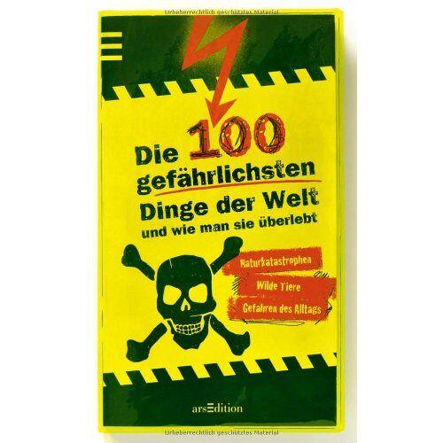 - Die 100 gefährlichsten Dinge der Welt: und wie man sie überlebt - Preis vom 15.04.2021 04:51:42 h