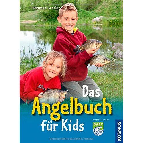 Thomas Gretler - Das Angelbuch für Kids: Mit Fischsteckbriefen für unterwegs - Preis vom 15.05.2021 04:43:31 h