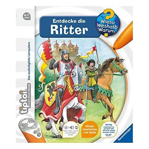 - Ravensburger tiptoi Band 11 - Entdecke die Ritter - Preis vom 03.08.2021 04:50:31 h