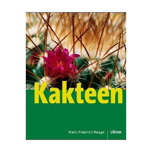 Hans-Friedrich Haage - Kakteen - Preis vom 23.09.2021 04:56:55 h
