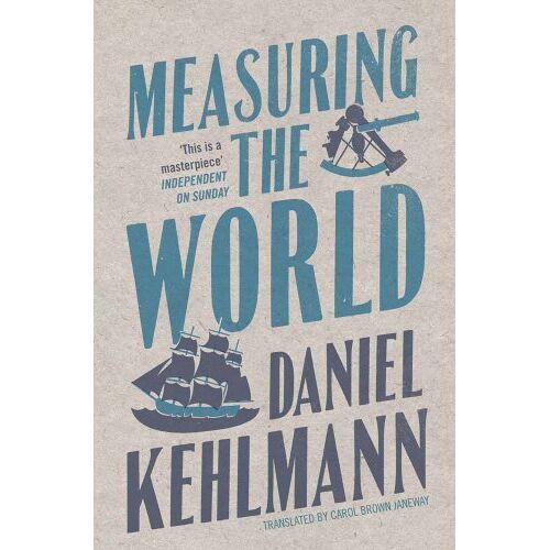 Daniel Kehlmann - Measuring The World - Preis vom 22.06.2021 04:48:15 h