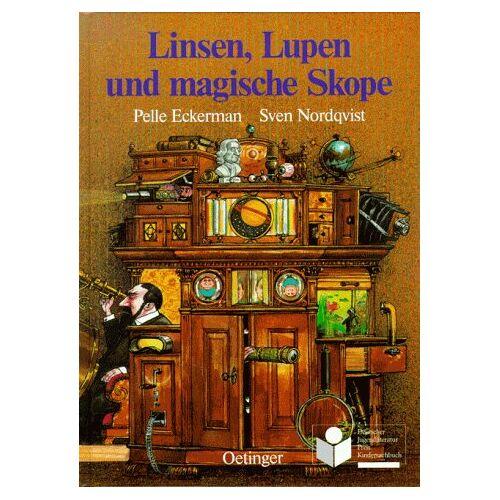 Pelle Eckerman - Linsen, Lupen und magische Skope - Preis vom 30.07.2021 04:46:10 h