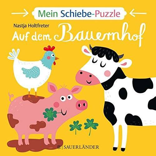 - Mein Schiebe-Puzzle: Auf dem Bauernhof - Preis vom 14.06.2021 04:47:09 h