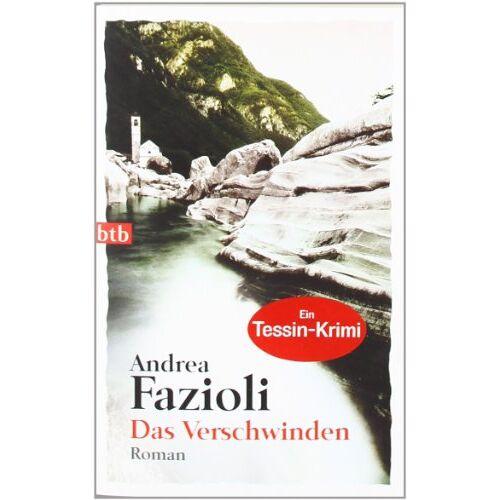 Andrea Fazioli - Das Verschwinden: Roman - Preis vom 21.06.2021 04:48:19 h