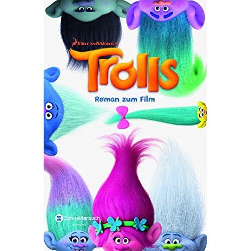 DreamWorks - Trolls - Roman zum Film - Preis vom 21.06.2021 04:48:19 h