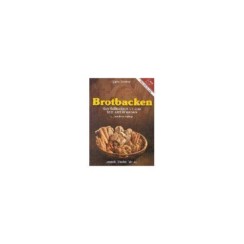 DAM Brotbacken. Vom Vollkornbrot bis zum Salz- und Süßgebäck - Preis vom 22.06.2021 04:48:15 h