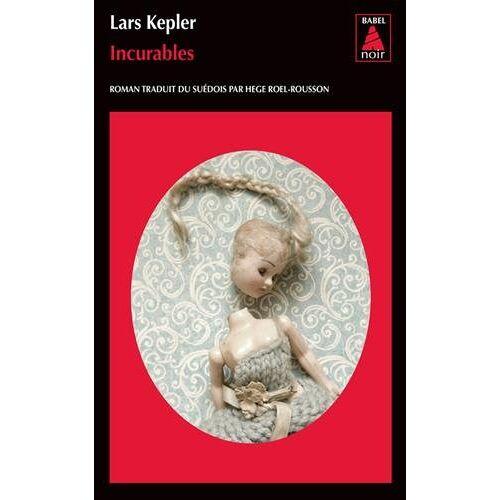 Lars Kepler - Incurables - Preis vom 16.05.2021 04:43:40 h