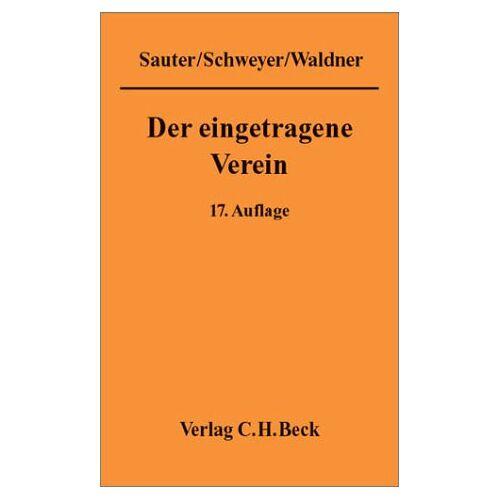 Eugen Sauter - Der eingetragene Verein - Preis vom 14.06.2021 04:47:09 h