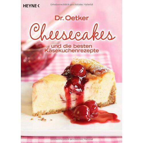Dr. Oetker - Cheesecakes: und die besten Käsekuchenrezepte - Preis vom 17.05.2021 04:44:08 h