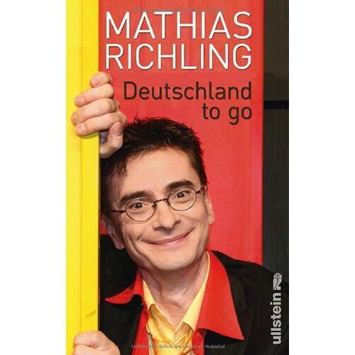 Mathias Richling - Deutschland to go: Demokratie zum Schnellverzehr - Preis vom 03.08.2021 04:50:31 h