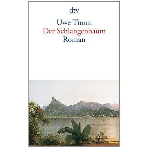 Uwe Timm - Der Schlangenbaum: Roman - Preis vom 15.06.2021 04:47:52 h