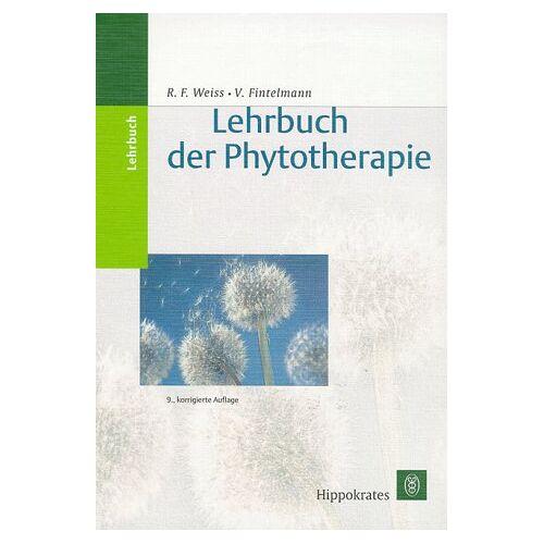 Weiss, Rudolf Fritz - Lehrbuch der Phytotherapie - Preis vom 16.06.2021 04:47:02 h
