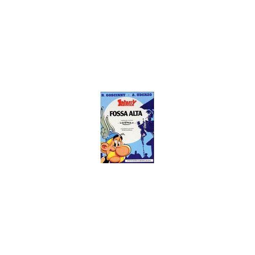 Albert Uderzo - Asterix - Lateinisch: Asterix latein 08 Fossa Alta: BD 8 - Preis vom 12.06.2021 04:48:00 h