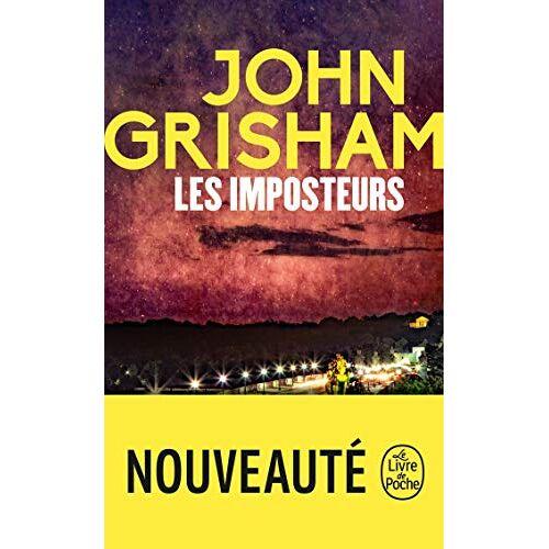 - Les Imposteurs (Thrillers) - Preis vom 16.06.2021 04:47:02 h