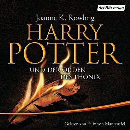 Manteuffel, Felix von - (5)Harry Potter und der Orden des Phönix - Preis vom 21.06.2021 04:48:19 h