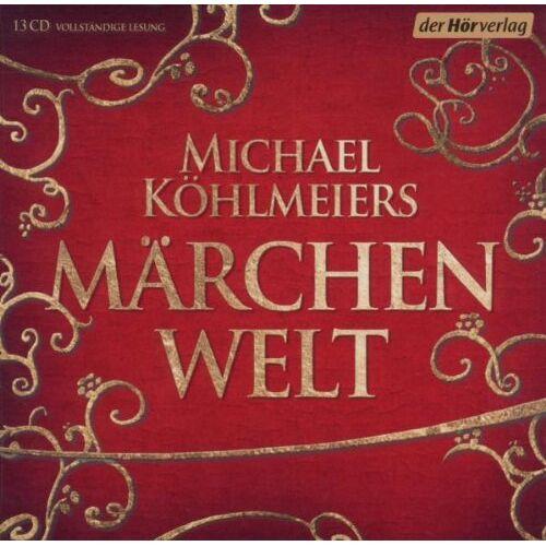 Michael Köhlmeier - Michael Köhlmeiers Märchenwelt (1) - Preis vom 20.06.2021 04:47:58 h