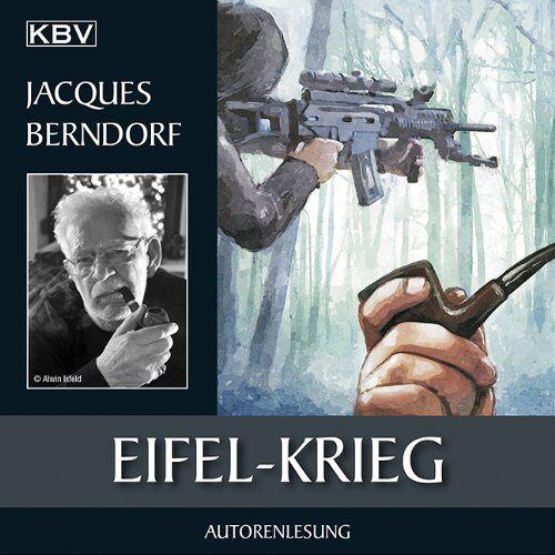 Jacques Berndorf - Eifel-Krieg - Preis vom 24.07.2021 04:46:39 h