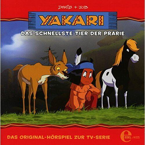 Yakari - (26)Hsp TV-das Schnellste Tier der Prärie - Preis vom 18.06.2021 04:47:54 h