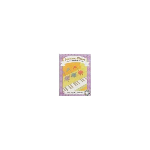 Janet Vogt - Abenteuer Klavier. Klavierschule für Kinder. Hauptband 2: Erfahrungen - Preis vom 21.06.2021 04:48:19 h