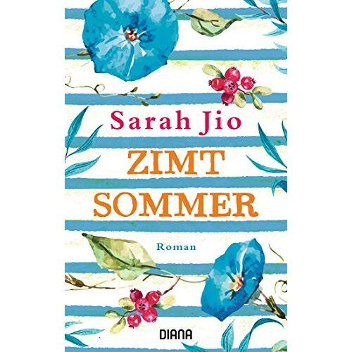Sarah Jio - Zimtsommer: Roman - Preis vom 22.07.2021 04:48:11 h