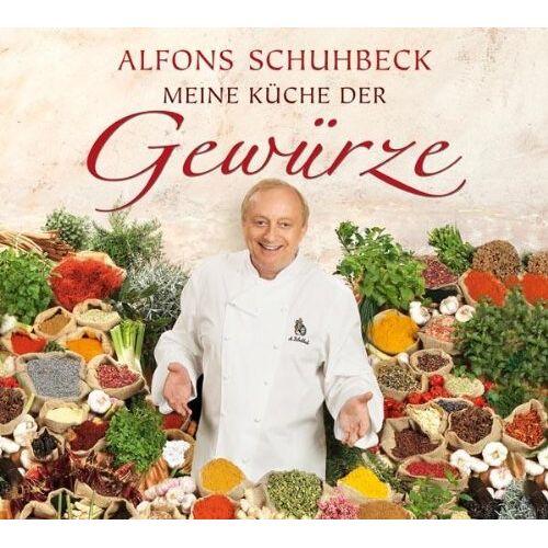 Alfons Schuhbeck - Meine Küche der Gewürze, 3 CDs - Preis vom 23.07.2021 04:48:01 h