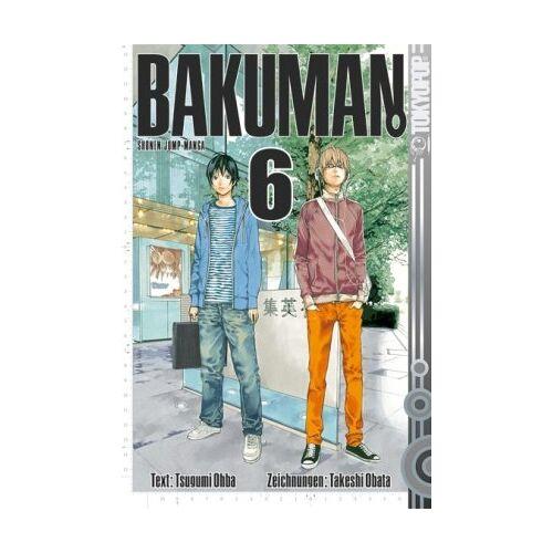 Tsugumi Ohba - Bakuman. 06: Leichtsinn und Willensstärke - Preis vom 11.06.2021 04:46:58 h