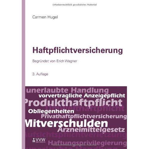 Carmen Hugel - Haftpflichtversicherung - Preis vom 16.05.2021 04:43:40 h