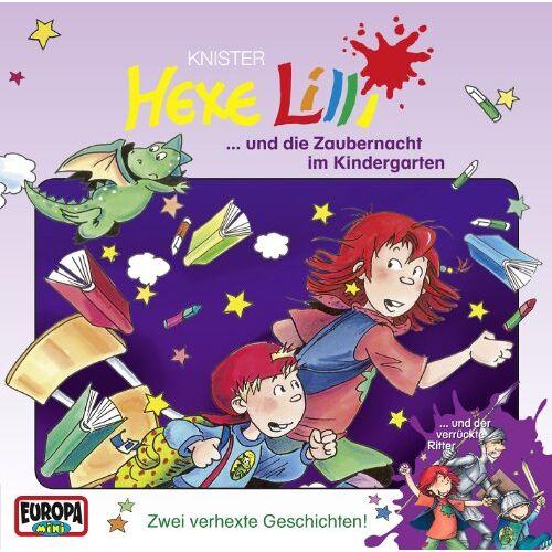 Hexe Lilli - ...und die Zaubernacht im Kindergarten - Preis vom 22.06.2021 04:48:15 h