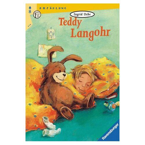 Ingrid Uebe - Teddy Langohr - Preis vom 16.10.2021 04:56:05 h