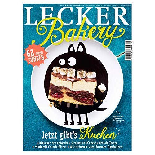 LECKER Special - LECKER Special 1/2019 Jetzt gibt´s Kuchen - Preis vom 16.06.2021 04:47:02 h