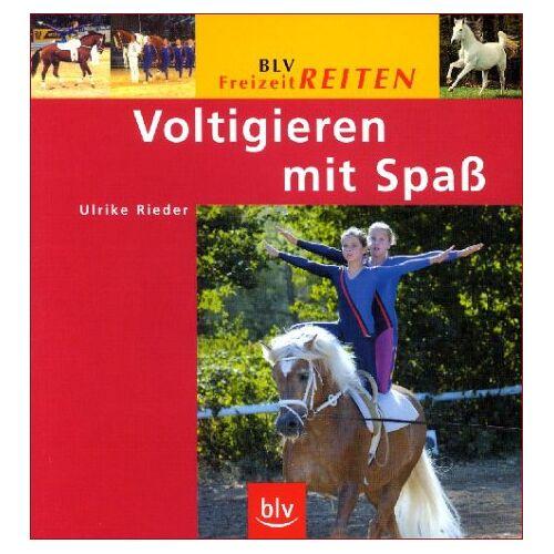 Ulrike Rieder - Voltigieren mit Spaß - Preis vom 11.06.2021 04:46:58 h