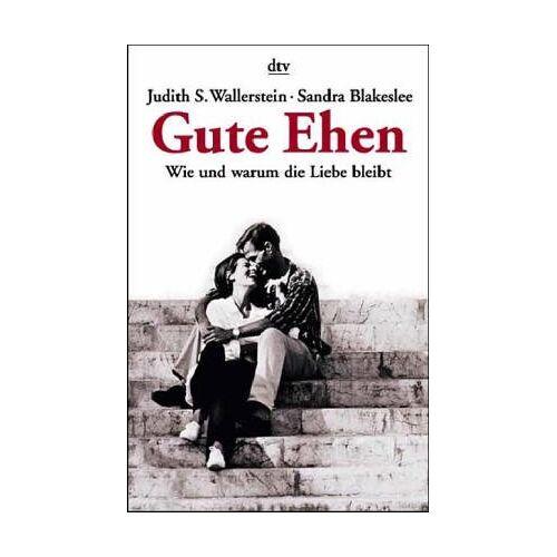 Wallerstein, Judith S. - Gute Ehen - Preis vom 11.06.2021 04:46:58 h