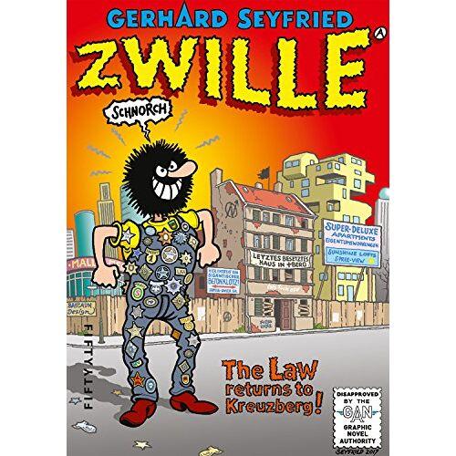 Gerhard Seyfried - Zwille - Preis vom 22.06.2021 04:48:15 h